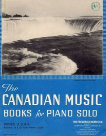Pieces for The  Piano -  The Canadian Music Books for Piano Solo - Series No. 3