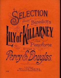 Grand Selection from Benedict\'s The Lily of Killarney
