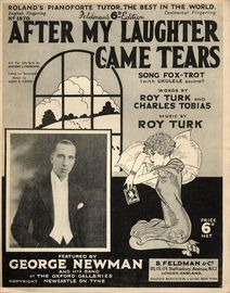 After My Laughter Came Tears - Featuring Charles Davies