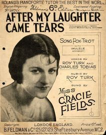 After My Laughter Came Tears - Featuring Gracie Fields