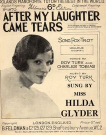 After My Laughter Came Tears - Featuring Miss Hilda Glyder