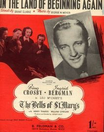 In the Land of Beginning Again - Bing Crosby from