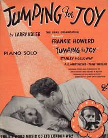 Theme Music From the Film Jumping for Joy - As Played in the film by Larry Adler - Featuring Frankie Howerd - Piano Solo