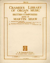 Pastorale Prelude on St. Michael (Old 134th) - Cramers Library of Organ Music by British Composers - Set 10
