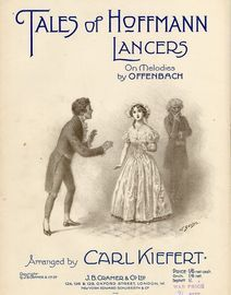 Tales of Hoffmann Lancers - On Melodies by Offenbach