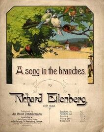 A Song in the Branches - Piano Solo - Op. 233