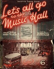 Lets All Go to the Music Hall - Variety's Theme Song