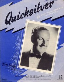 Quicksilver - Song - Syd Dean, The Five Smith Brothers
