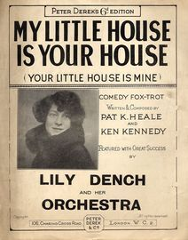 My Little House is Your House (Your Little House is Mine) - Comedy fox-trot