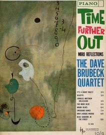 Time Further Out - Miro Reflections - The Dave Brubeck Quartet