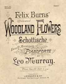 Woodland Flowers, No. 1 of