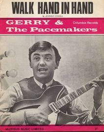 Walk Hand in Hand -  Featured by Gerry and the Pacemakers