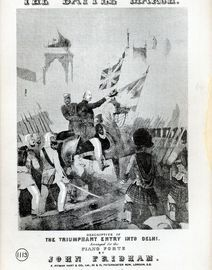 The Battle March, descriptive of The Triumphant Entry into Delhi