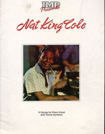 Nat King Cole - 14 Songs for Piano Vocal with chord symbols