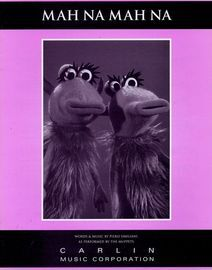 Mah Na Mah Na - As performed by The Muppets