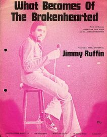 What Becomes of the Brokenhearted - Song - Featuring Jimmy Ruffin