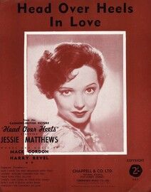 Head over Heels in Love - Featuring Jessie Matthews in