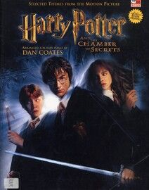 Harry Potter - Selected Themes from the Motion Picture - Chamber of secrets - Including Photos