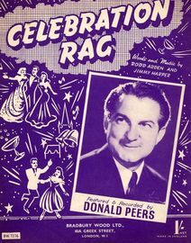 Celebration Rag - Song - Featuring Donald Peers