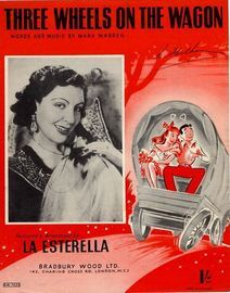 Three Wheels on The Wagon - As featured & Broadcast by La Esterella
