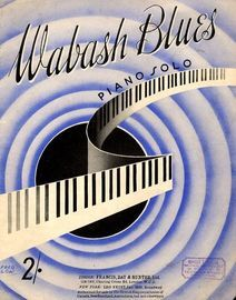 Wabash Blues - Piano Solo