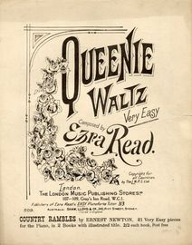Queenie Waltz - Very easy for Piano