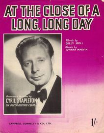 At The Close Of A Long, Long Day - Featuring Cyril Stapleton