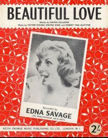 Beautiful Love - Song - Featuring Edna Savage