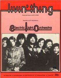 Livin' Thing - Electric Light Orchestra