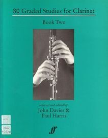 80 Graded Studies for Clarinet - Book Two  (51 - 80)
