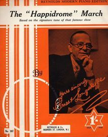 The ''Happidrome'' March - Based on the signature tune of that famous show