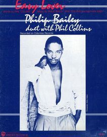 Easy Lover - Duet with Phil Collins -Featuring Philip Bailey