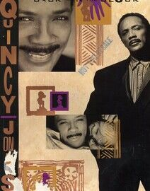 Quincy Jones - Back on the Block - For Voice(s), Piano and Guitar - Featuring Quincy Jones
