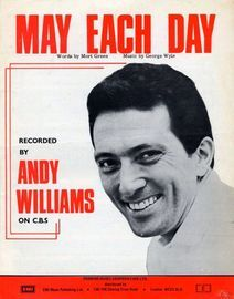May Each Day - Featuring Andy Williams