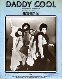 Daddy Cool - Featuring Boney M