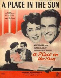 A Place in the Sun - From the Paramount Picture