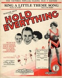 Sing A Little Theme Song - From the Warner Bros. and Vitaphone Singing Picture