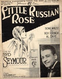 Little Russian Rose - Waltz Song - Featuring Syd Seymour