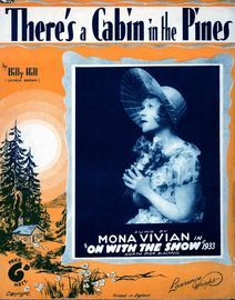 Theres a Cabin in the Pines