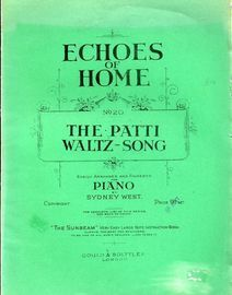 Echoes of Home, The Patti Waltz Song