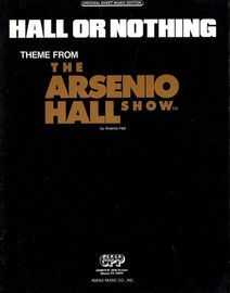 Hall or Nothing (Theme From