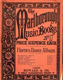 The Marlborough Music Books - No. 17 Florrie's Dance Album - As performed by Florrie Forde