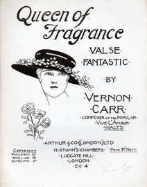 Queen of Fragrance, valse fantastic