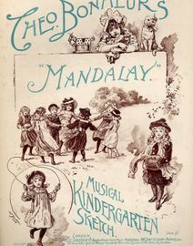 Mandalay, No. 20 of Theo Bonheur's Musical Kindergarten Series