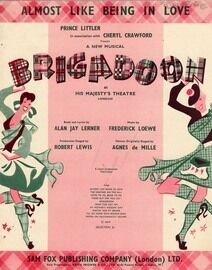 Almost Like Being In Love - Song From The Musical 'Brigadoon'