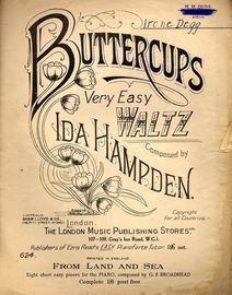 Buttercups - very easy waltz