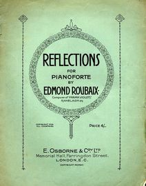 Reflections for Pianoforte