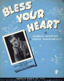 Bless Your Heart - Featured in the Charlie Chester Television Show