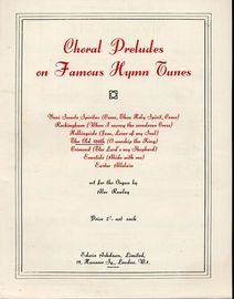 The Old 104th (O worship the King) - Choral Preludes on Famous Hymn Tunes Series