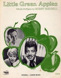 Little Green Apples -  Featuring Roger Miller, Patti Page and O C Smith